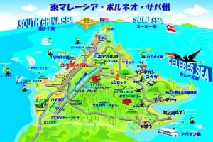 Sabah Fun Map
